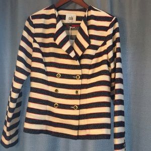 Caron Anderson for CAbi-Nautical jacket